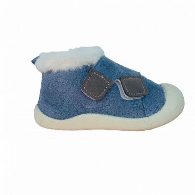 Chaussurettes montantes & fourrées C2BB - chaussons, chaussures, chaussettes pour bébé