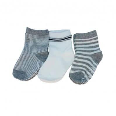 lot de chaussettes antidérapantes CLAIRES C2BB - chaussons, chaussures, chaussettes pour bébé