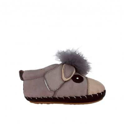 Chaussures premiers pas cuir souple Petit Âne C2BB - chaussons, chaussures, chaussettes pour bébé