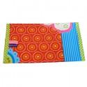 Oilcloth checkbook holder Made in France | Multicolore