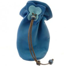 Baby Pacifier bag | Blue