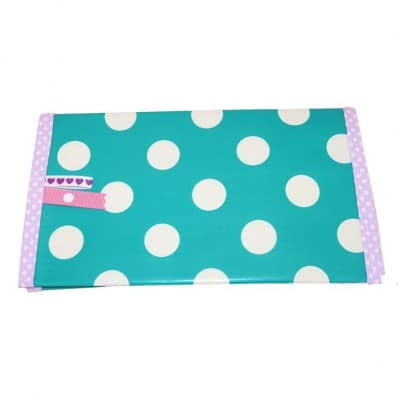 http://cdn1.chausson-de-bebe.com/2131-thickbox_default/oilcloth-checkbook-holder-made-in-france-green-with-white-dots.jpg