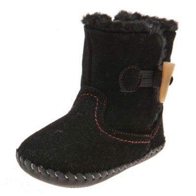 http://cdn3.chausson-de-bebe.com/3317-thickbox_default/little-blue-lamb-baby-girls-first-steps-soft-leather-shoes-black-velvet-bootees.jpg