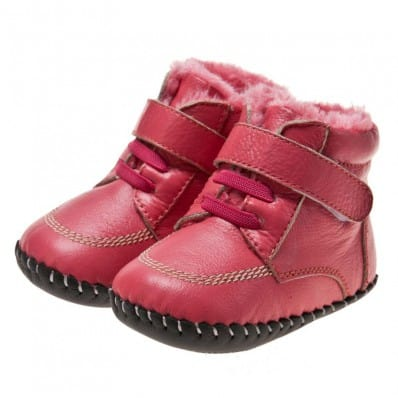 http://cdn2.chausson-de-bebe.com/3335-thickbox_default/little-blue-lamb-baby-girls-first-steps-soft-leather-shoes-red-bootees-fushia-lace.jpg