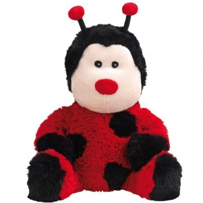 INTELEX - Plush Microwaveable warmer | Ladybird