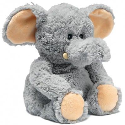INTELEX - Peluche microonde calore tenero peluche | Elefante