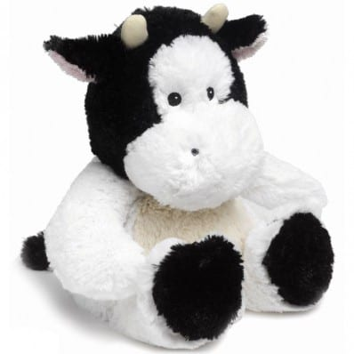 INTELEX - Plush Microwaveable warmer | Cow