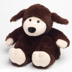 INTELEX - Plush Microwaveable warmer | Chocolate sheep