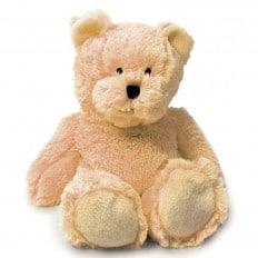 INTELEX - Plush Microwaveable warmer | Beige bear