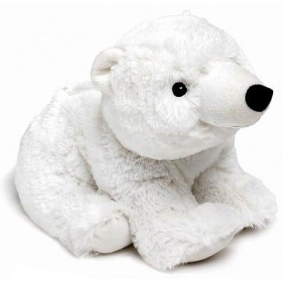 INTELEX - Wärmestofftier für mikrowelle | Eisbär