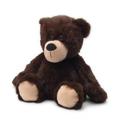 INTELEX - Plush Microwaveable warmer | Brown bear
