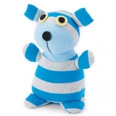 INTELEX - SOCKY DOOLS plush Microwaveable warmer   Dog