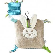 INTELEX - FASHY Plush Microwaveable warmer | Rabbit