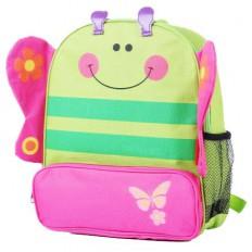 ORANGE IDEA - Girls children backpack schoolbag | Butterfly