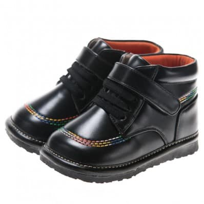 http://cdn1.chausson-de-bebe.com/408-thickbox_default/little-blue-lamb-squeaky-leather-toddler-boys-shoes-black-bootees.jpg
