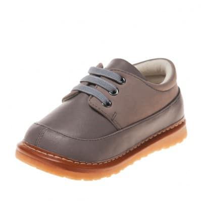 Little Blue Lamb - Chaussures à sifflet | Baskets grise