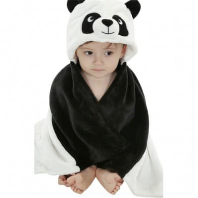 Coperta per neonato ragazzi e ragazze | Panda