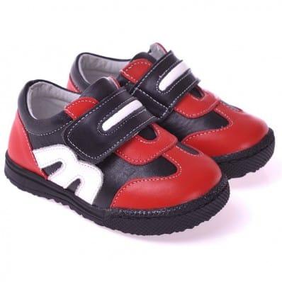 CAROCH - Krabbelschuhe Babyschuhe Leder - Jungen   M sneakers
