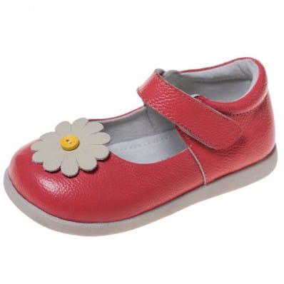http://cdn2.chausson-de-bebe.com/5166-thickbox_default/little-blue-lamb-soft-sole-girls-kids-baby-shoes-hot-pink-with-white-marguerite.jpg