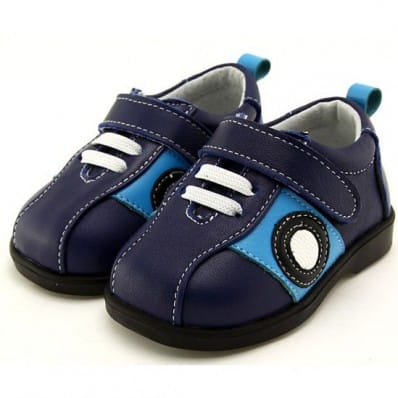 FREYCOO - Chaussures semelle souple   Baskets bleues