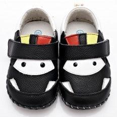 YXY - Zapatos de bebe primeros pasos de cuero niños | Señor zapato