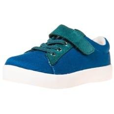 Little Blue Lamb - Zapatos de suela de goma blanda niños | Zapatillas de deporte terciopelo azul