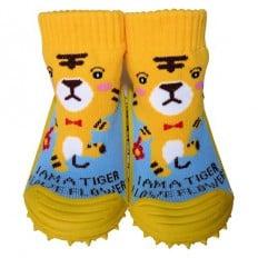 Scarpine calzini antiscivolo bambini - ragazzo |