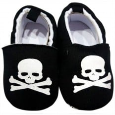 Zapatillas tejido para niños | Pirata