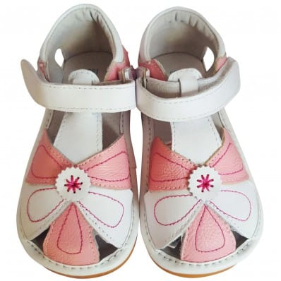 http://cdn1.chausson-de-bebe.com/6389-thickbox_default/freycoo-squeaky-leather-toddler-girls-shoes-pink-and-white-sandals.jpg