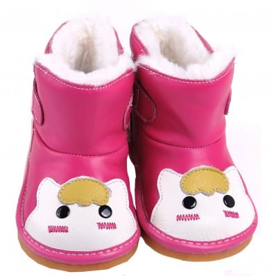 Bottines PETIT CHAT C2BB - chaussons, chaussures, chaussettes pour bébé