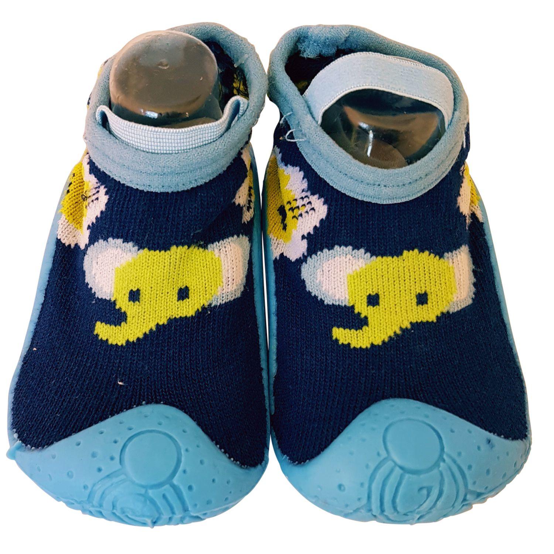 23b2385ff8684 C2BBChaussons-chaussettes enfant antidérapants semelle souple