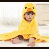 Babydecke polar erstlingsdecke kuscheldecke strickdecke jungen und mädchen | Ente