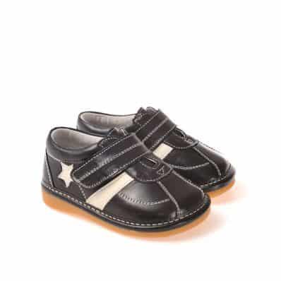 Chaussures semelle souple Baskets à étoile