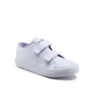 Little Blue Lamb - Zapatos de suela de goma blanda niñas | Zapatillas de deporte terciopelo de color rosa púrpura