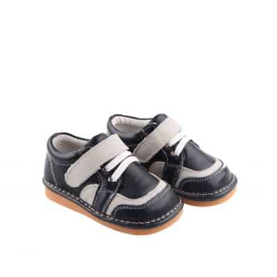 Chaussures semelle souple ELTON GREY