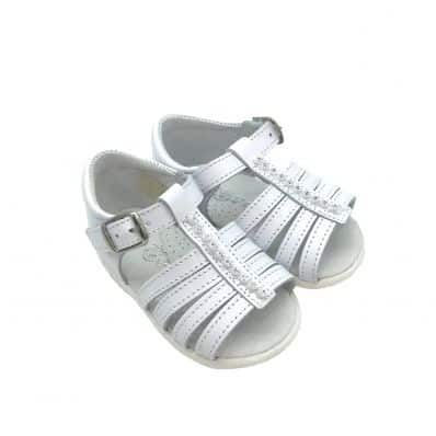 Chaussures semelle souple sandales ouvertes CEREMONIE