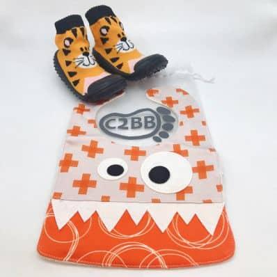 BOX Chaussons pour bébé C2BB - chaussons, chaussures, chaussettes pour bébé